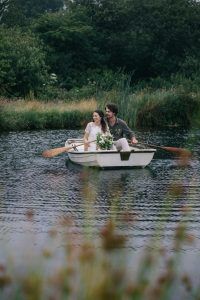 Romantic small weddings and elopements at Pengelly Retreat