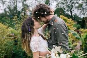Romantic elopements in Cornwall